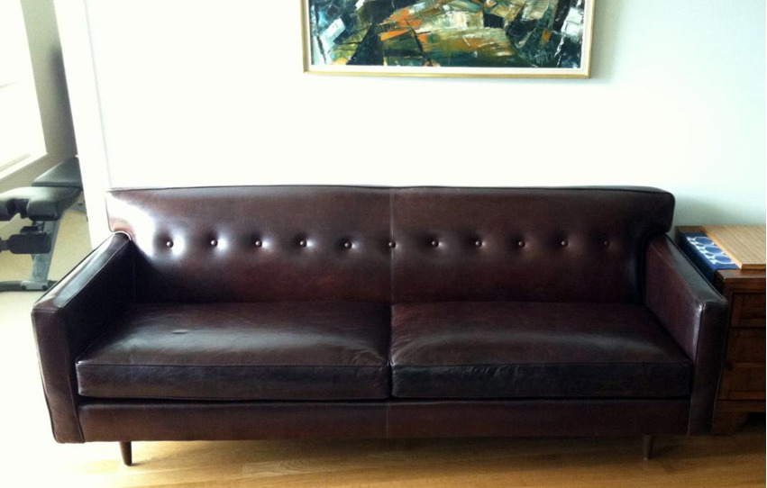 The Denmark | Leather
