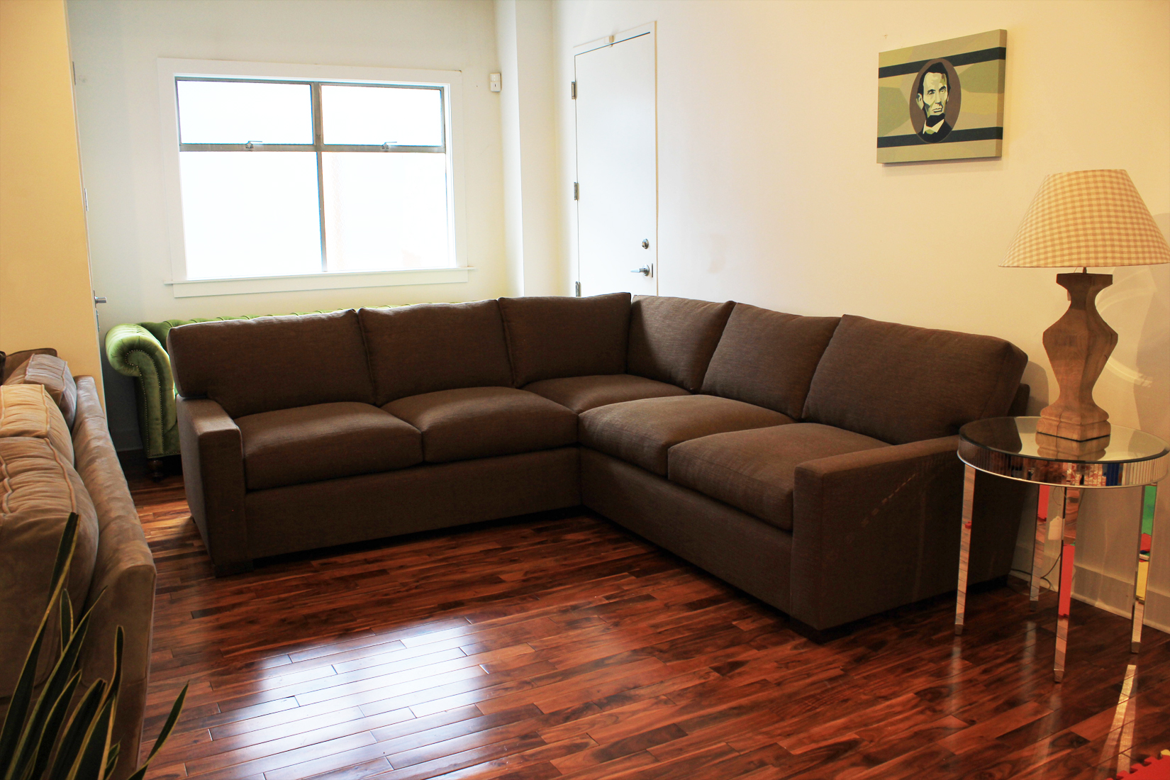 The Maxwell Sectional