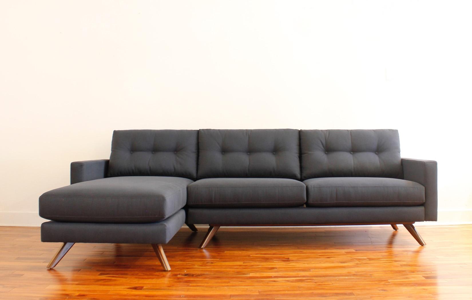 The Oslo Sofa-chaise