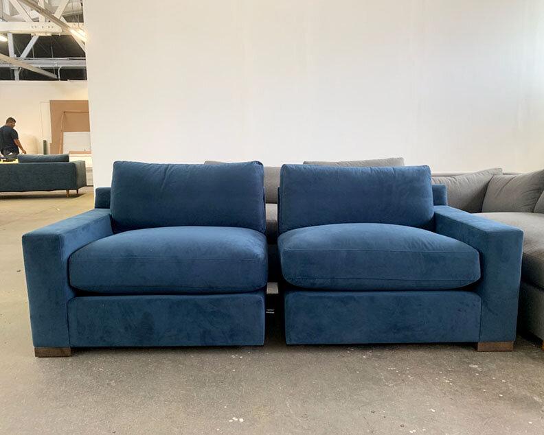 Belgium | Split Sofa