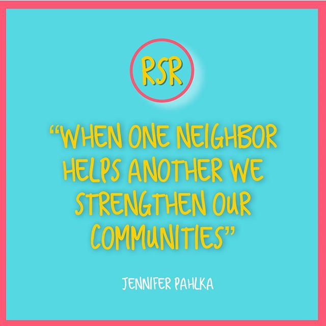 Cheers to building strong communities! #readysetread