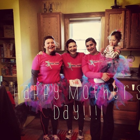 2014 Run like a Mother