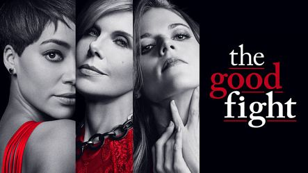 The Good Fight on CBS. Image from CBS.com