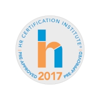 This course has been pre-approved by the HR Certification Institute for continuing education credits.