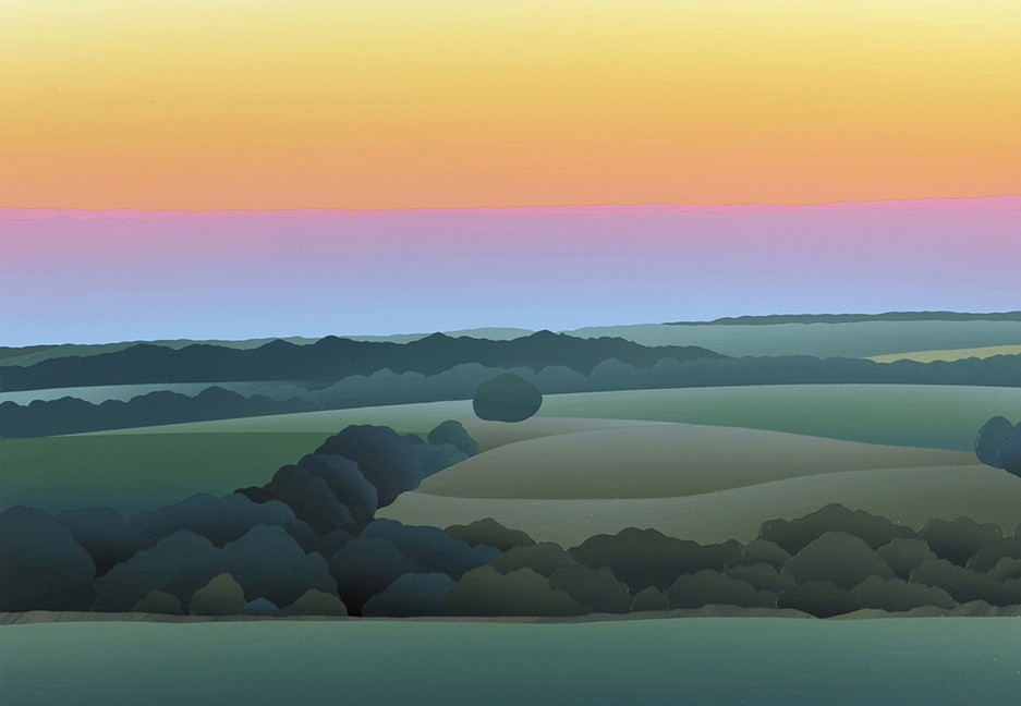 """Sunset on the Bottoms"""" 2009"