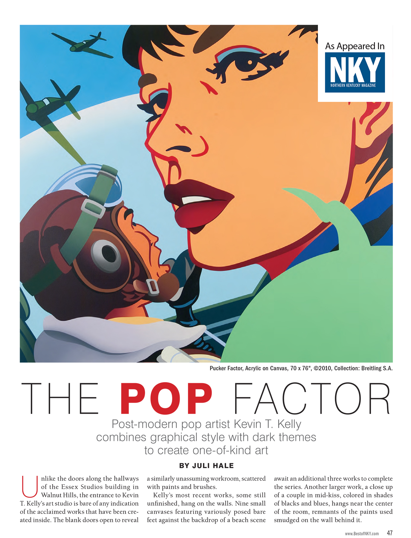 The Pop Factor page 1