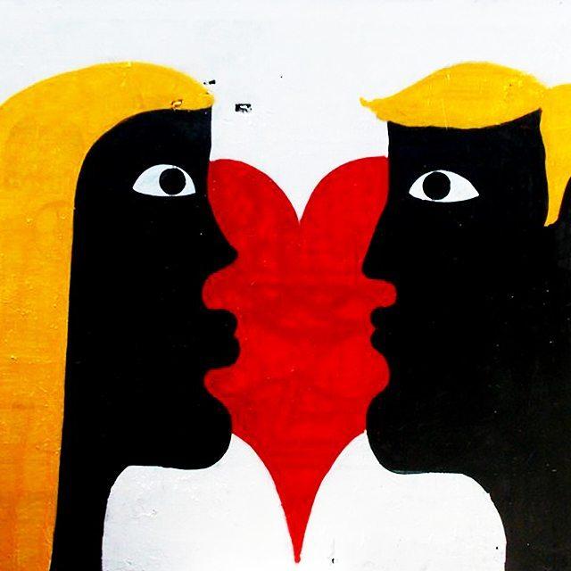 Darry Perrier. Detail. Street art. #allyouneedislove