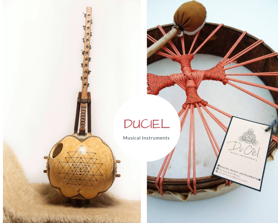 Ngoni - DuCiel Musical Instruments by Milagros Galli