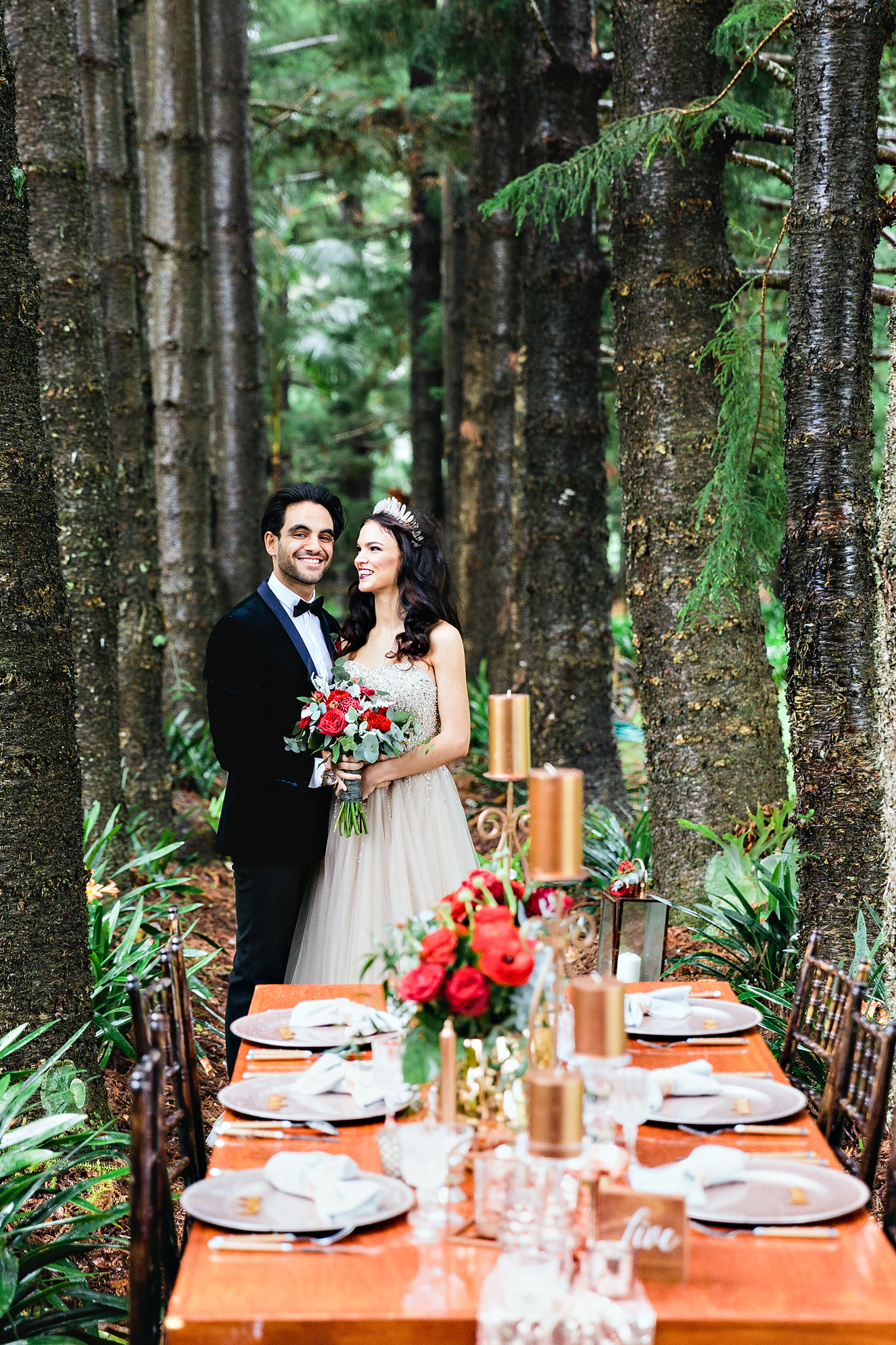 Montville Country Cabins Styled Shoot