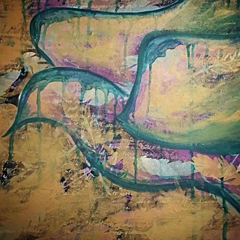 creative art meditations with desiree east