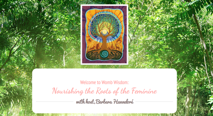 nourishing the roots of the feminine summit featuring desiree east