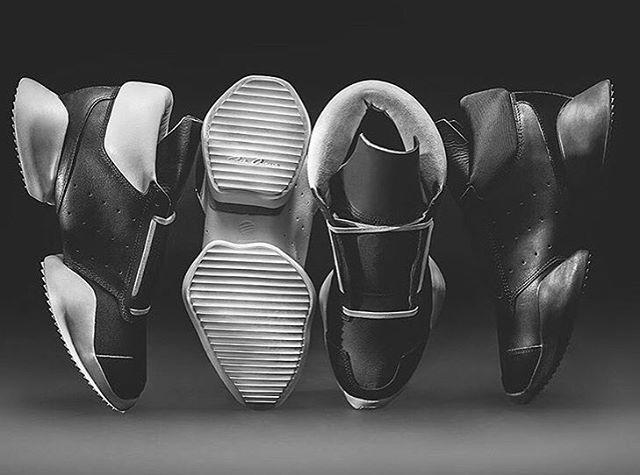 Rick x Adidas. #rickowens #adidas #rickowensadidas #rickowenssneakers #designer #footwear #sneakersaddict #kicks #kickstagram #sneakers #igsneakers  #hypebeast #swag #style #ootd #kicksonfire #mensfashion #menswear #menstyle #shoes via @petebyrne7