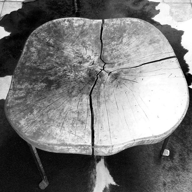 Au Natural. #wood #table #tree #nature #decor #woodwork #interior #decor #interiordesign #interiordecor #design #art #love #dope #masterpiece via @irinasascha