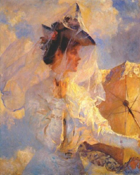 Frank Weston Benson,  Against the Sky