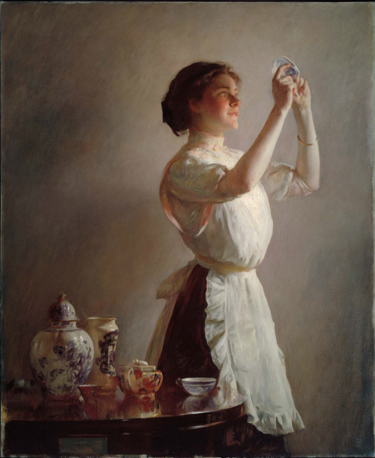 DeCamp, The Blue Cup, 1909