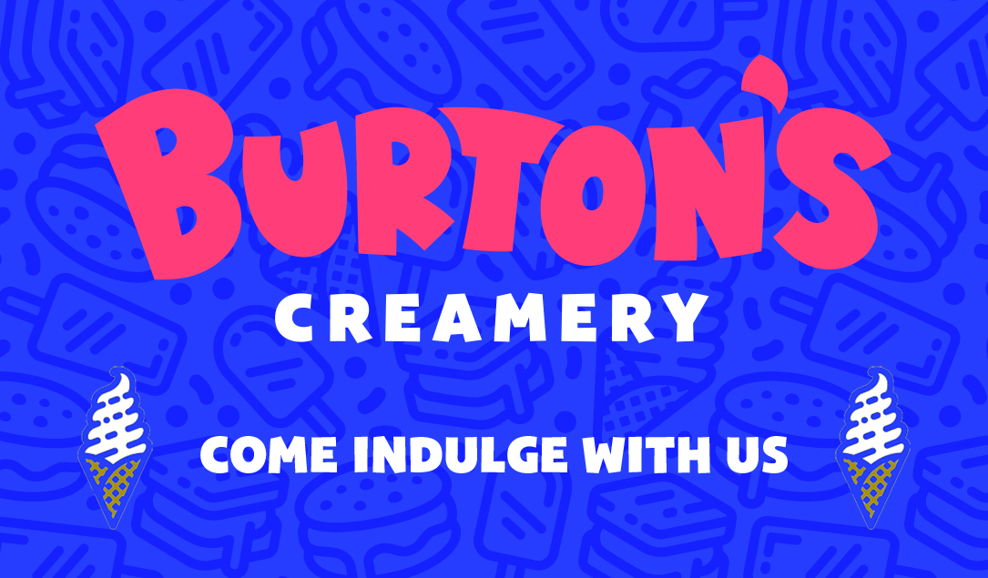 Digital Gift Cards - Treat yo self or someone you care about to the sweetest cream around! eGift Cards can be purchased HERE!
