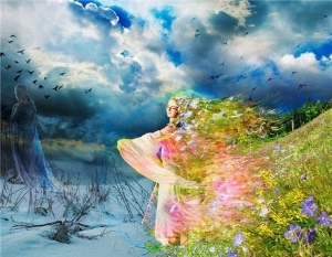Persephone/Transpluto — Goddess Insight — Astrology with Heather
