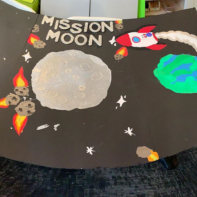 Our junior robotics team is heading to our very first @first_official_  LEGO League junior Expo!! Yes we are going to the moon 🌙!! . . . . . #stem #stemgirls #stemeducation