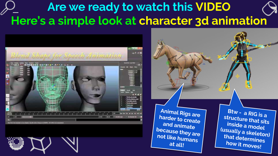 Sneak Peak - What are 3D Rigs? How important is a good rig for smooth animations?