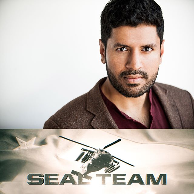 "Hey look Ma, I'm on the 📺! ~~~~~~~~~~~~~~~~~~~~~~~~~~~~~~~~~~~~~~ My TV debut is coming soon! Catch me recurring on @sealteamcbs on @cbstv this October. I'll be playing Commander Laghari, a member of Force One, an elite commando unit in Mumbai assisting Seal Team on their latest mission. BIG thank you to my team @susanzachary & Sue Wohl and all the folks at #TalentWorks for all your support & hard work. Also thank you to @risabg at @bgbstudio for the opportunity & trusting me w/this role. Much ❤️ to the incredible cast/crew. You are all gems to work with. Let's get it! ~~~~~~~~~~~~~~~~~~~~~~~~~~~~~~~~~~~~~~""Success is a journey, not a destination"" - Arthur Ashe"