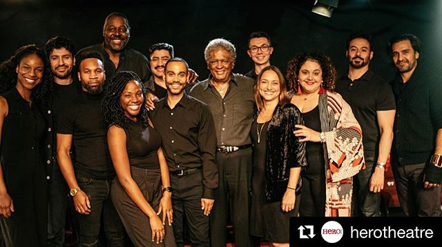 #Repost @herotheatre ・・・ Our wonderful cast of Migdalia Cruz' translation of Macbeth. Hero Theatre family! photo: @_giosolis #herotheatre #shakespeare #macbeth #playon #actor #actorslife #diversity #member #classical #theatre #love #goodvibes #blessed #holidays #christmas #december #losangeles