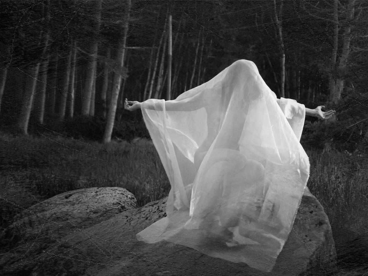 """""""Fallen Angel"""" 24x30, Photograph."""