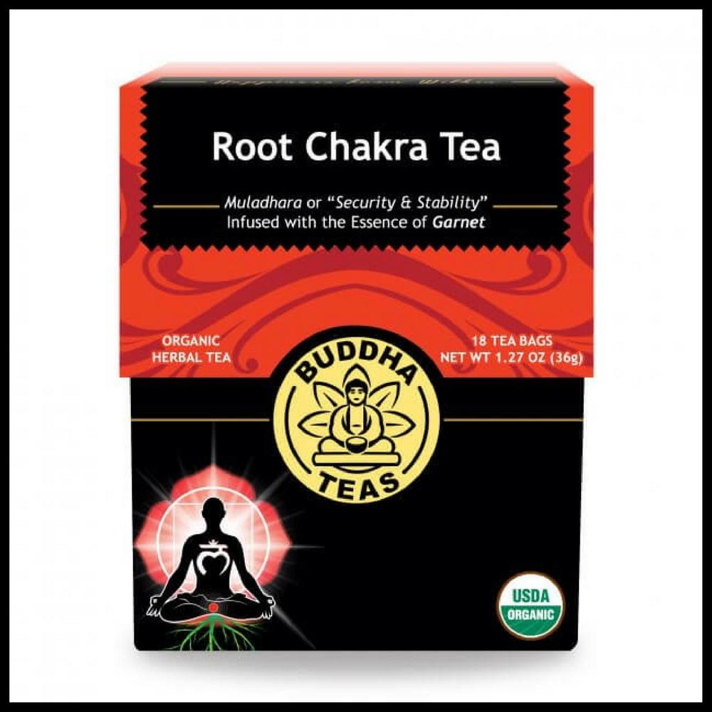 Organic Root Chakra Tea
