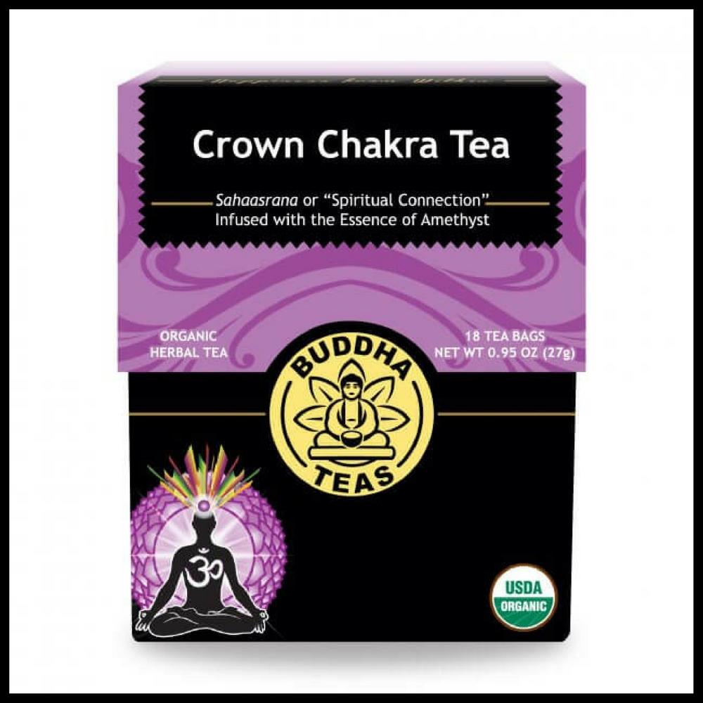 Organic Crown Chakra Tea