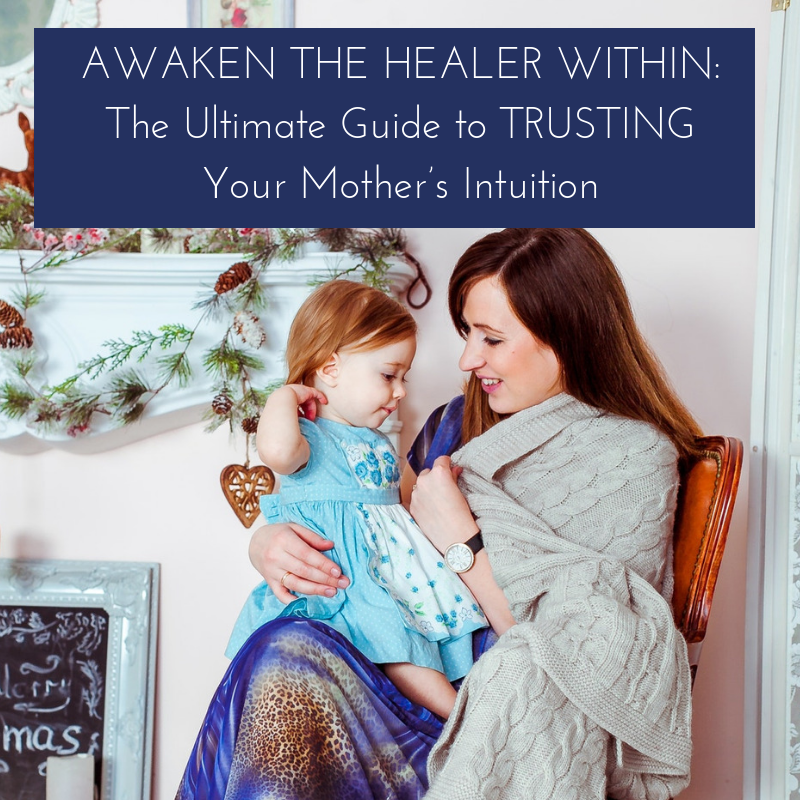 A 6 Week Course  to help you know the truth of who your child is, to understand your child's soul and soul purpose, wake up to your innate intuition and wake up to your spiritual gifts?