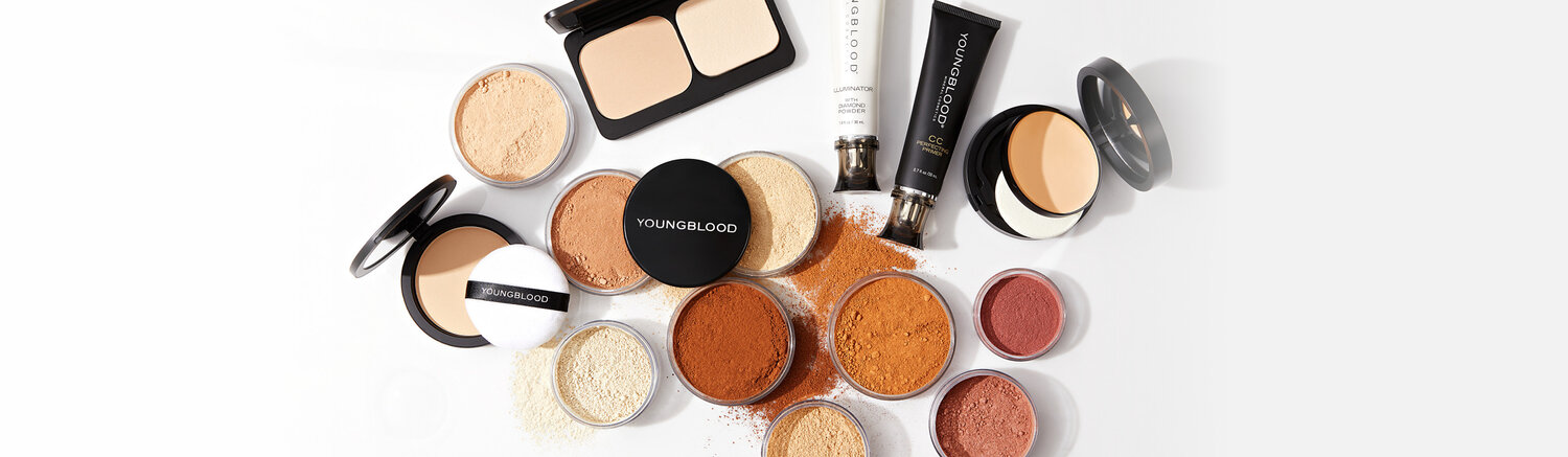 Youngblood Mineral Cosmetics Australia