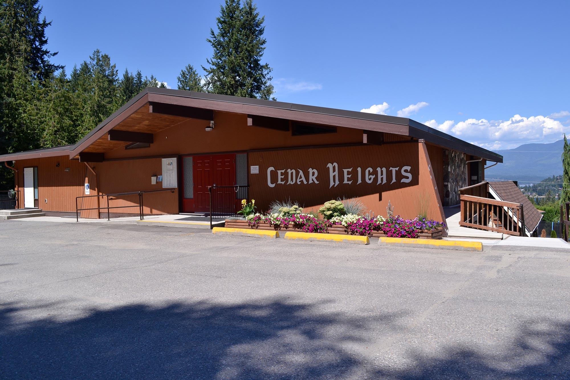 The Cedar Centre