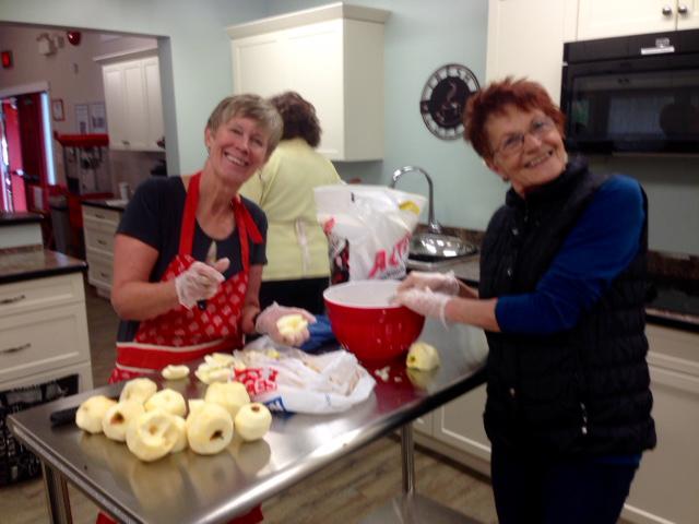 making-pies