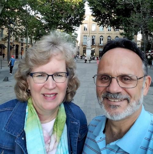 Ruth Ann and Norman Leduc