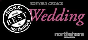 Northshore Magazine Wedding Awards 2016 Best of