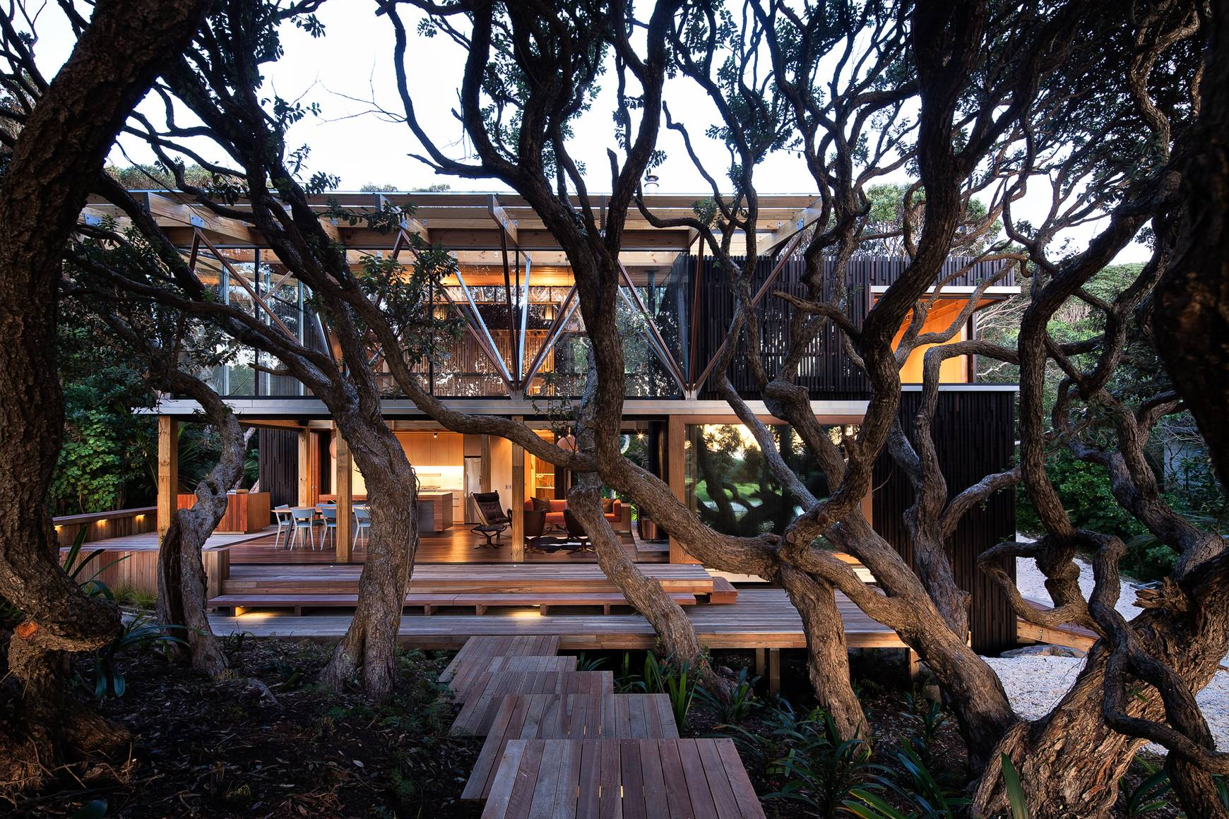 Butler Beach House - SUSTAINABLE ARCHITECTURE
