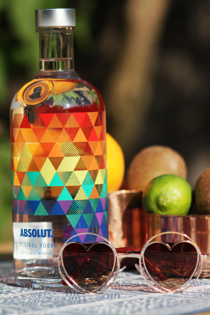 Absolut Mix, la edición LBGT de Absolut Vodka.