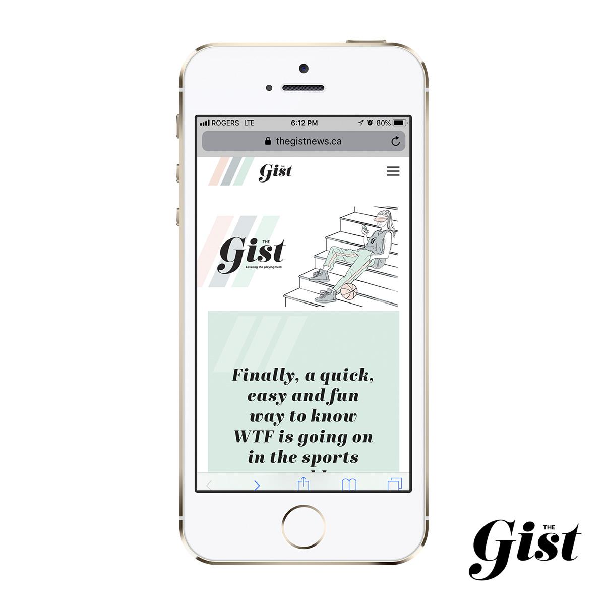 The Gist News
