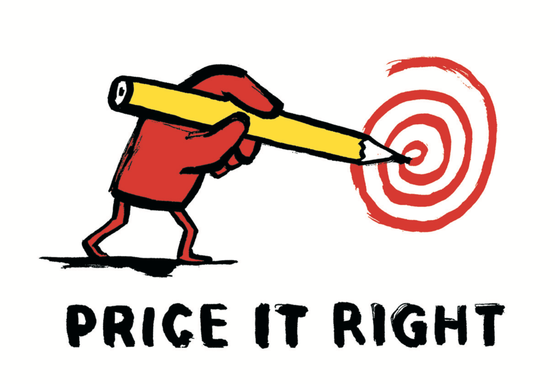 A member of the  Price It Right  illustration movement.
