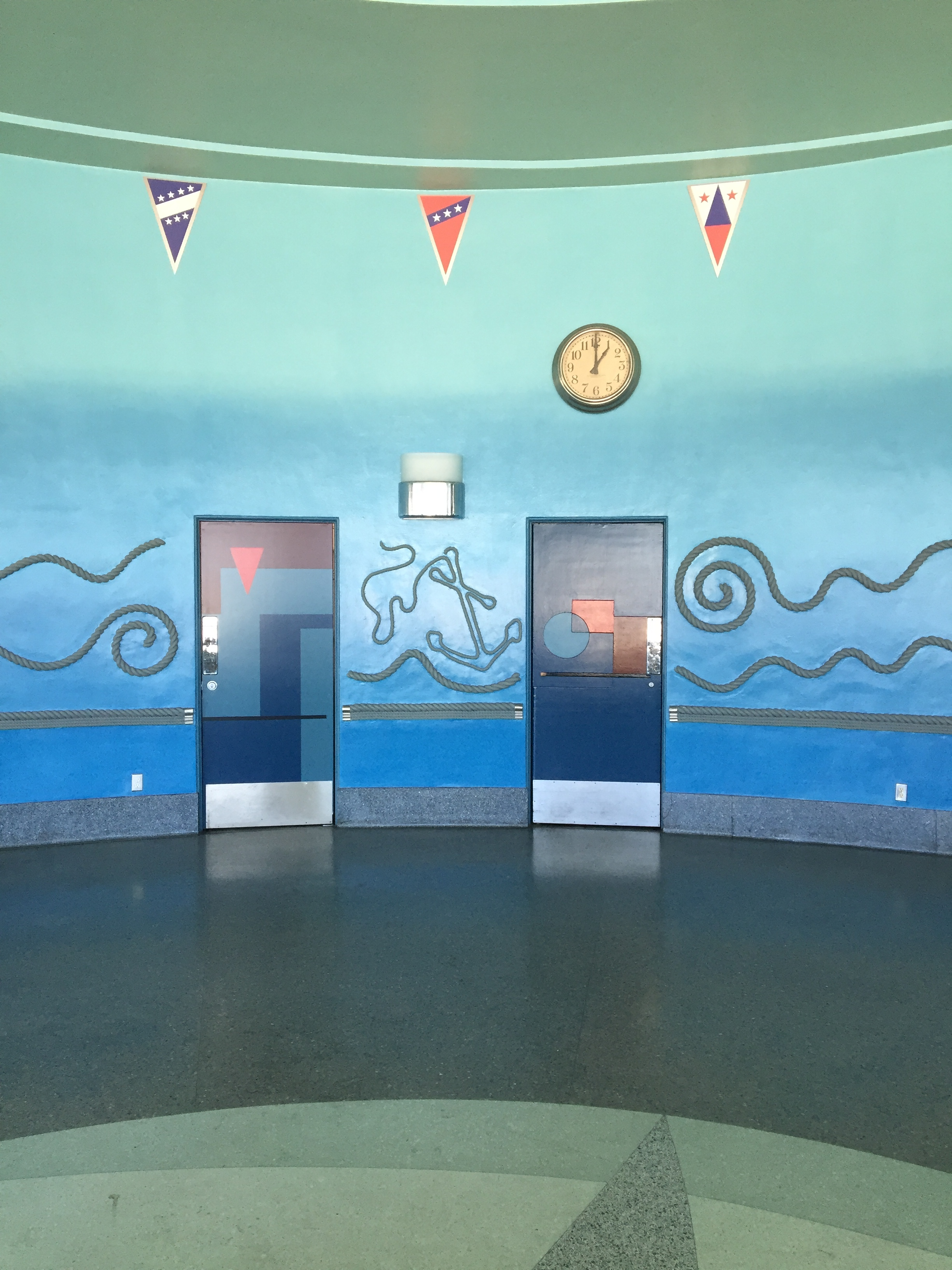 Aquatic Park Bathhouse, San Francisco, CA