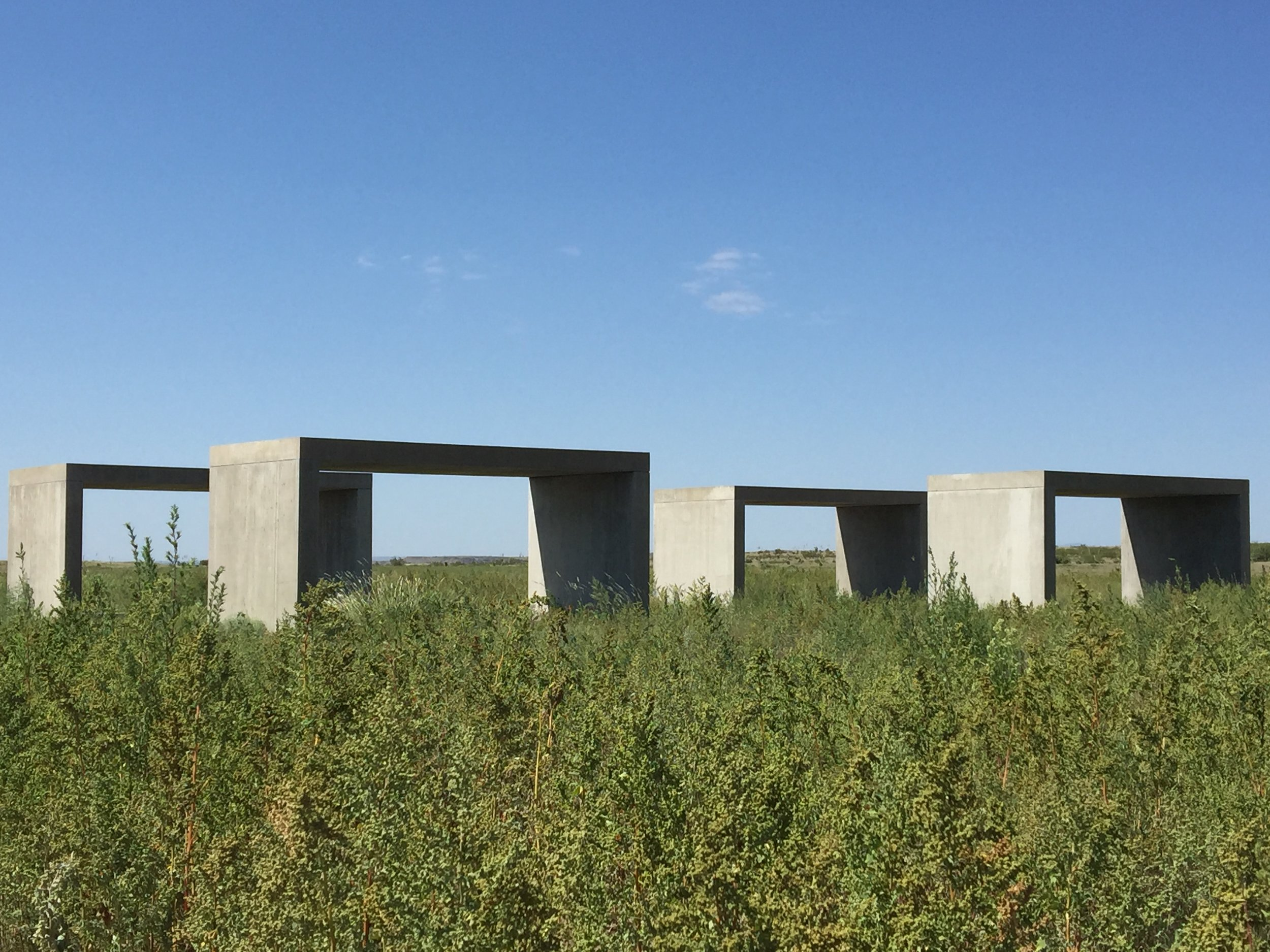 Chinati Foundation, Marfa, TX