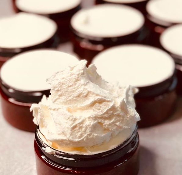 Wonder for Wrinkles! Whipped Body Butter with Frankincense, Grapefruit & Rosehip