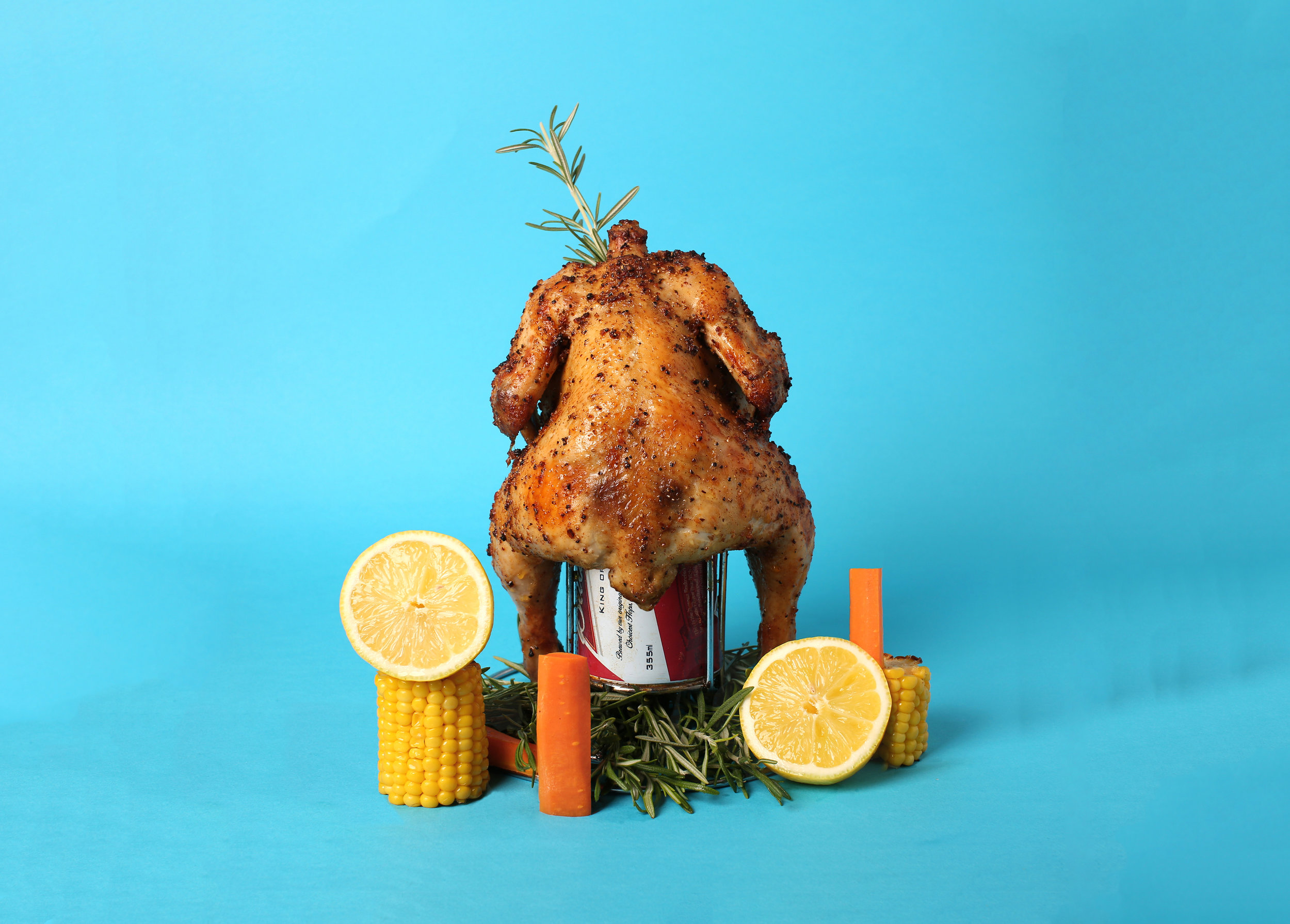 Beer Can Chicken Orchard Menu - OverEasy