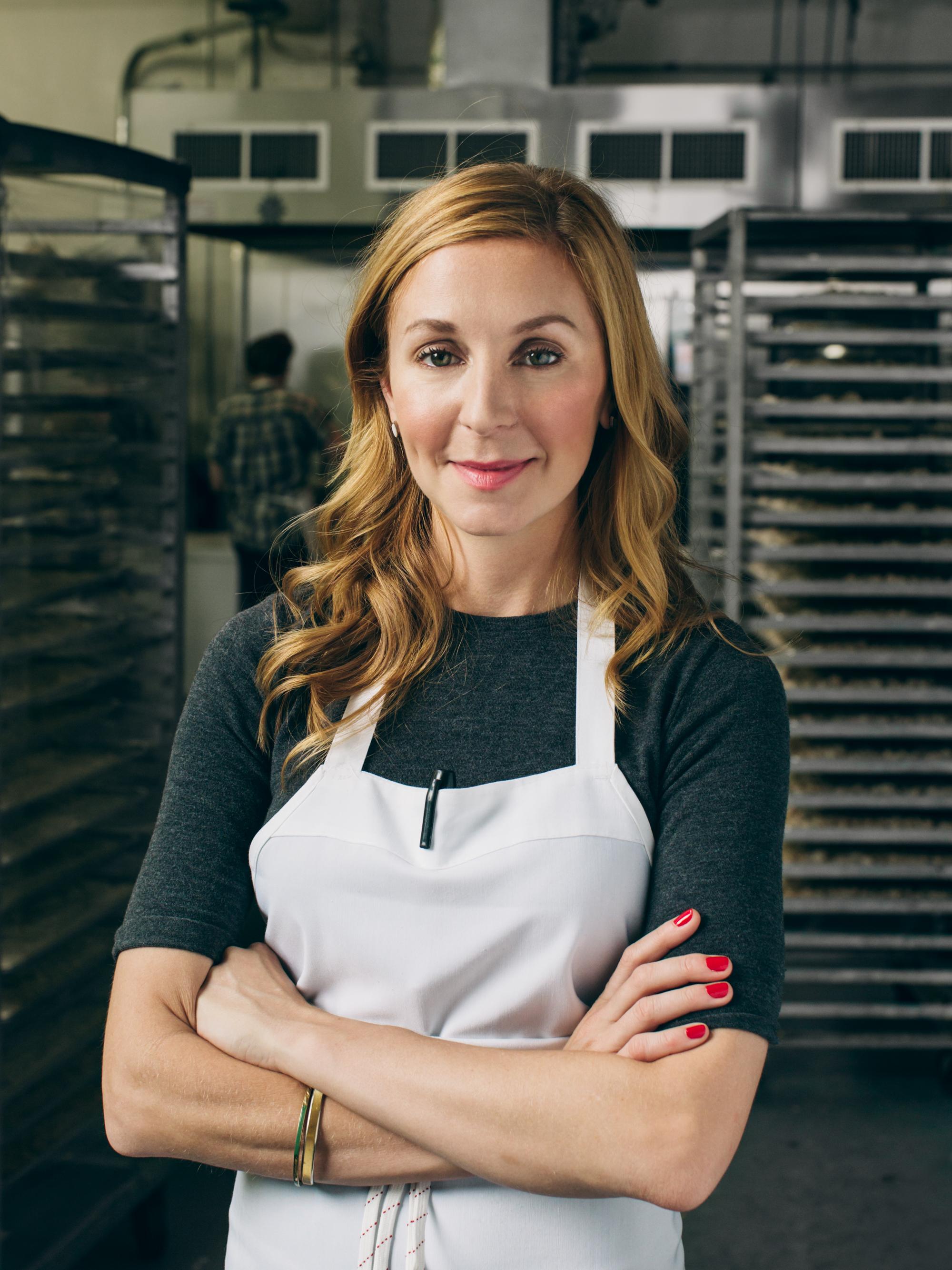 Christina Tosi, Chef and Owner of Momofuku Milk Bar  Estée Lauder