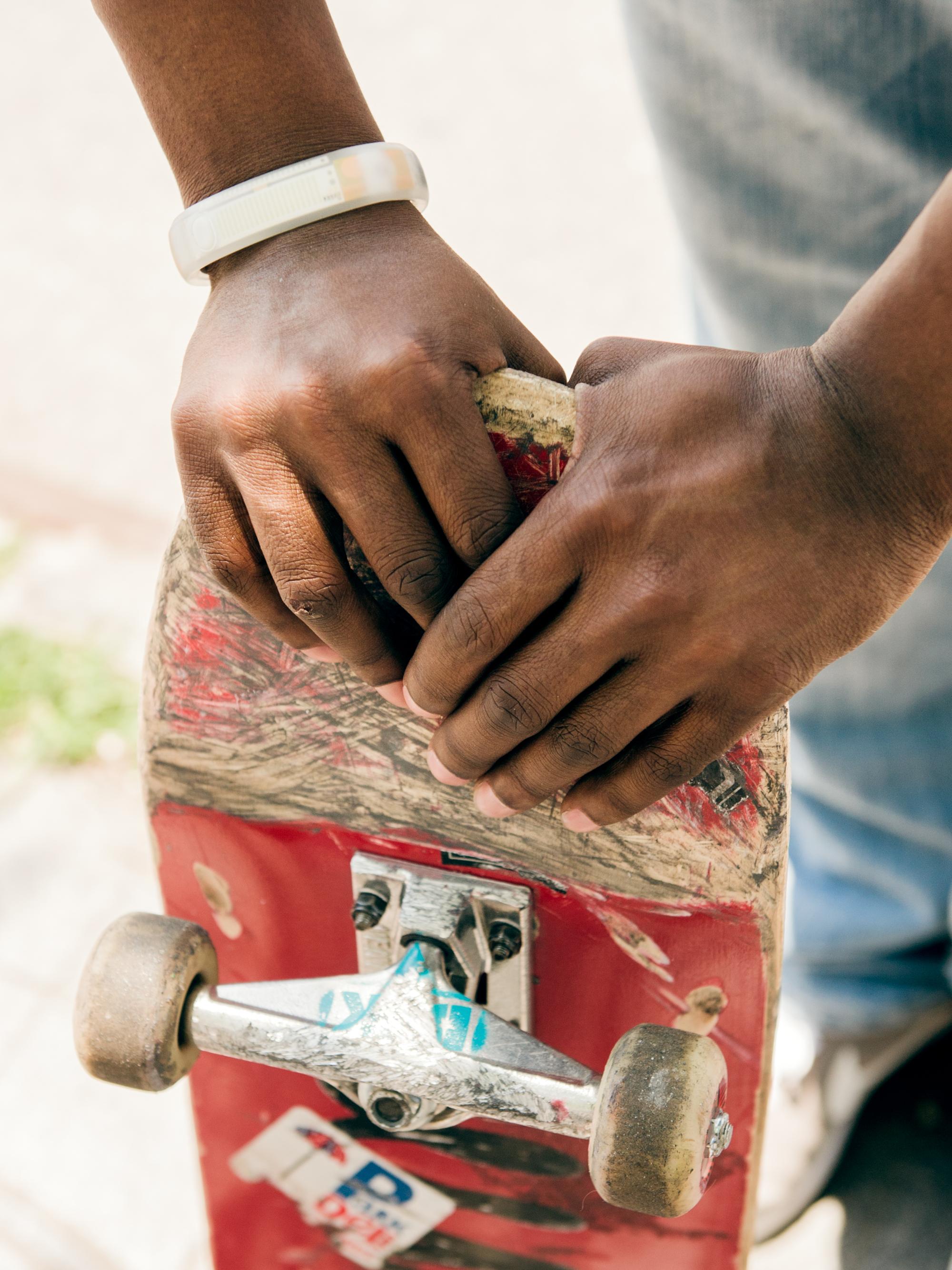 Go Skateboarding Day, New York  Nike