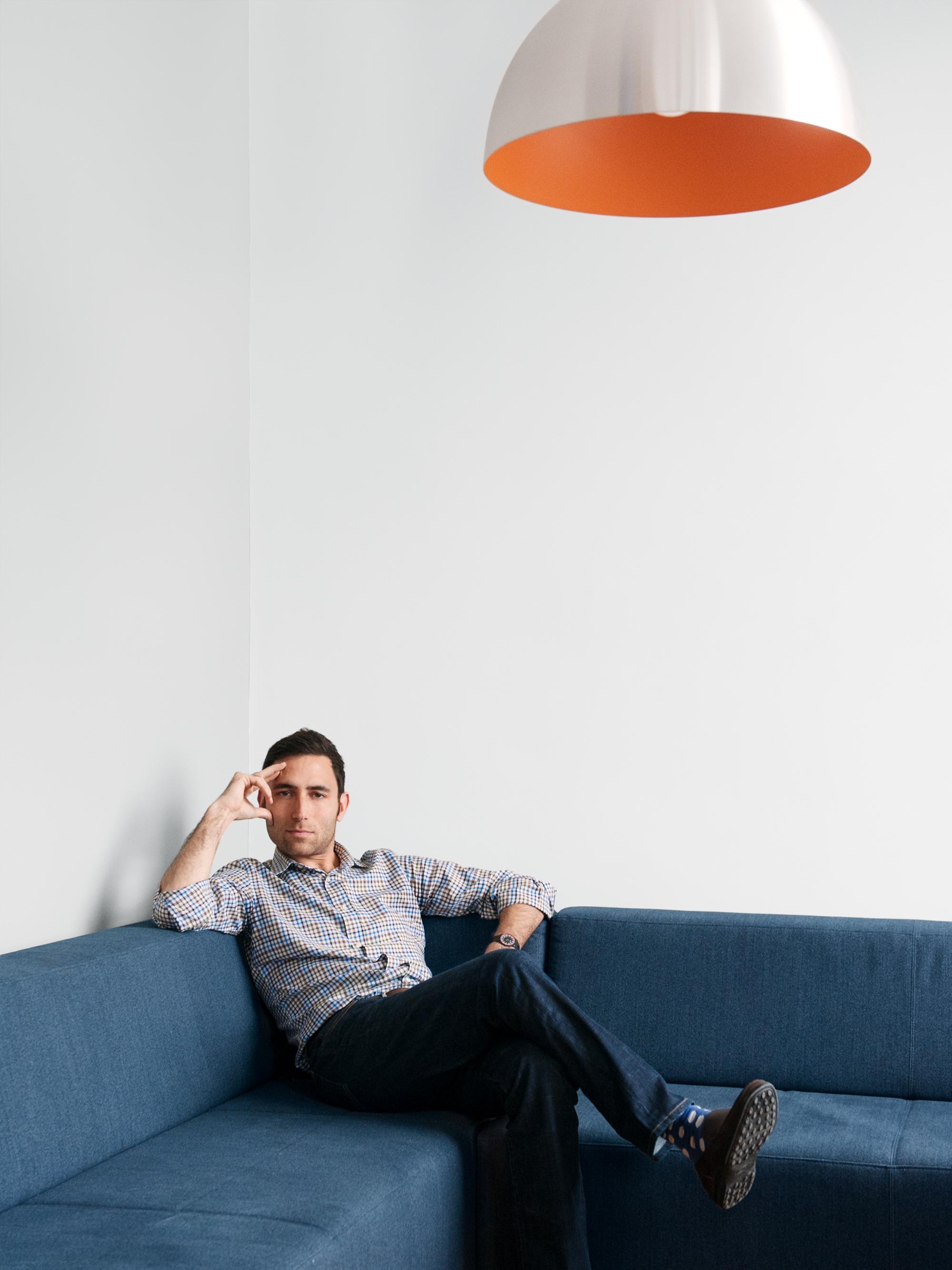 Scott Belsky, Entrepreneur and co-creator of Behance  INC