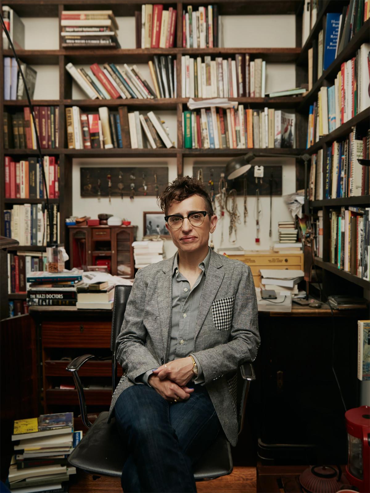 Masha Gessen, Journalist  OUT Magazine