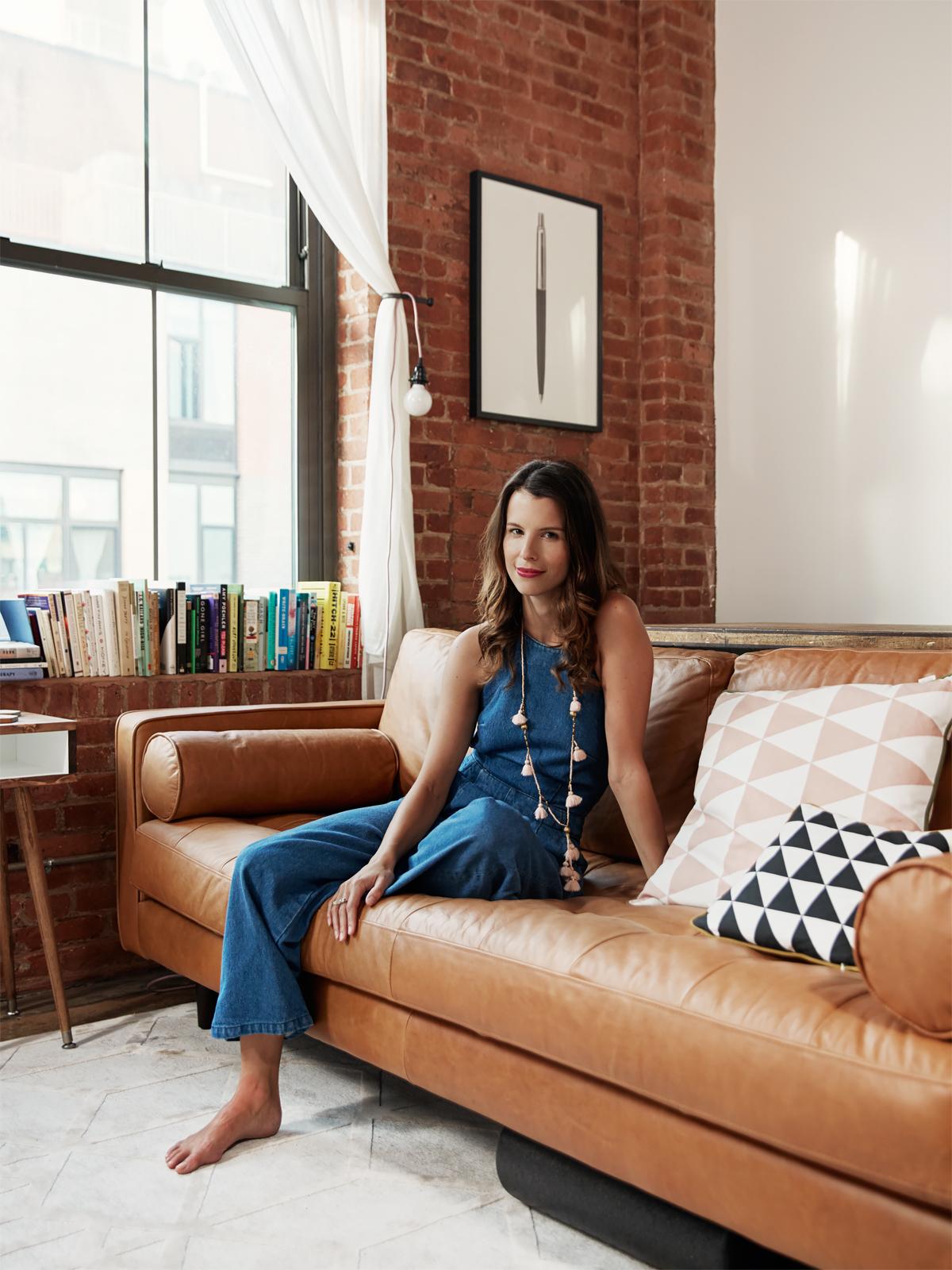 Esme Benjamin, Writer  Red Magazine