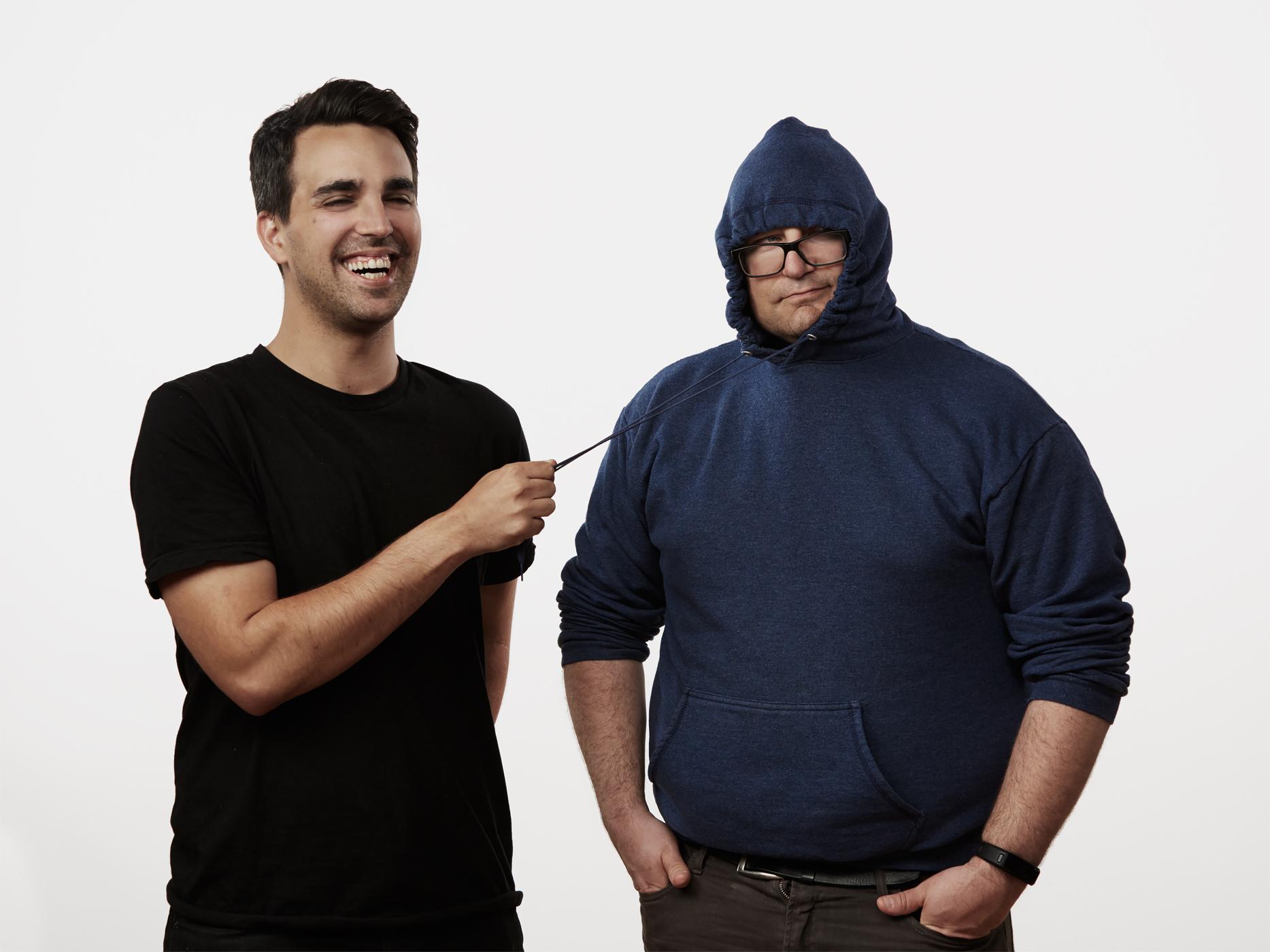 PJ Vogt & Alex Goldman, Hosts of Reply All  Gimlet Media