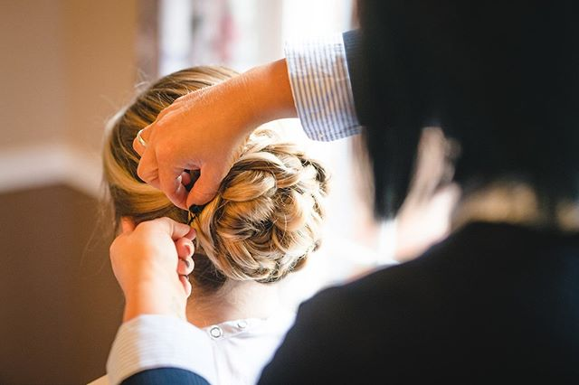 ✨Braids on braids ✨ Hair by @hdelzani * * * * * #BridalHair #ClevelandWeddings #WeddingStylist #WeddingHair  #LatherLovesWeddings #Hairbyhaleyd #bride
