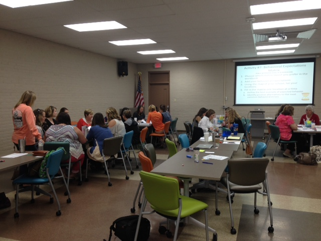 Dyer County Teams collaborate during work time